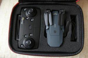 Drone X Pro quadcopter, gebruiksaanwijzing,onderdelen, test