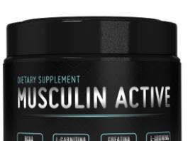 Musculin Active Voltooid gids 2018, prijs, ervaringen, review, forum, kopen, ingredienten - hoe in te nemen? Nederland - bestellen