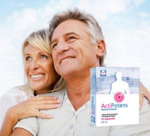 ActiPotens capsules, zloženie - účinky?