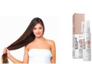 Bliss Hair lotion, ingredientes - funciona?