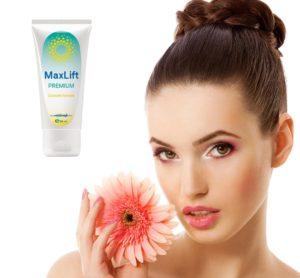 Como MaxLift (Antiaging cream), ingredientes - funciona?