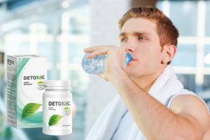 Detoxic капсули, състав, как се приема?