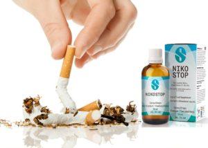 Nikostop Antistress gotas, ingredientes - funciona?
