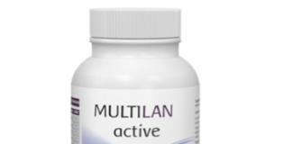Multilan Active Aktualne Informacje 2019, cena, opinie, forum, skład - skutki uboczne Allegro, apteka - gdzie kupic Polska - Producent