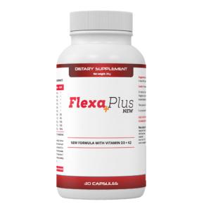Flexa Plus New Aktualne komentarze 2019, cena, opinie, forum, capsules, skład, allegro - gdzie kupic Polska - Producent