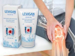Levasan gel, na stawy, sklad - jak stosować