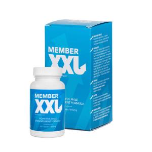 Member XXL ενημερωμένος οδηγός 2020, κριτικές - φόρουμ, σχόλια, capsule - συστατικά - λειτουργεί, τιμη, Ελλάδα - original