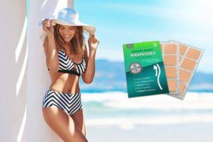Mirapatches plaster, weight loss - jak stosować