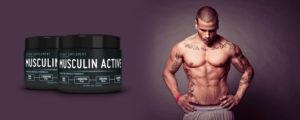 Musculin Active supplement, skład - jak stosowac