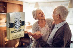 Prostero capsules, состав - как се приема
