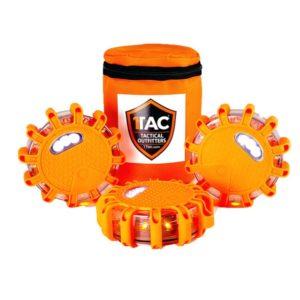 Safety Disc Volledige informatie 2020, ervaringen, review, prijs, 1TAC Roadside LED - waar te koop? Nederland - bestellen