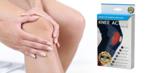 Knee Active Plus knee band, magnetic - functioneaza?
