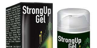 StrongUp Gel - Guía Completa 2019 - opiniones, foro, precio, composicion - donde comprar? España - en mercadona