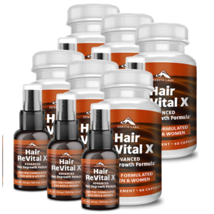 Hair Revital X Bijgewerkt opmerkingen 2020, ervaringen, prijs, review, recensies, capsule, ingredienten, Nederland - bestellen