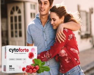 Cyto Forte κάψουλες, συστατικα - παρενέργειες;