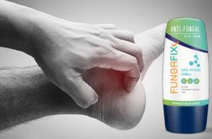 FungaFix crema, compozitie - cum se aplica