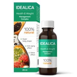 Idealica Най-новата информация 2019, отзывы - форум, мнения, съставът - где купить, цена, в българия - производител