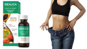 Idealica для похудения, съставът - как се приема