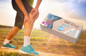 Knee Active innovative magnetic knee band - ako použiť