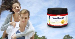 Provitalan capsulas, ingredientes - efectos secundarios?