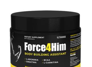 Ultrarade Force4Him Τρέχουσες αξιολογήσεις χρηστών 2021, κριτικές, φόρουμ, τιμή, συστατικά, πού να αγοράσετε, Ελλάδα - κατασκευαστής