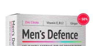 Men's Defence - aktualne recenzje użytkowników 2019 - składniki, jak zażywać, jak to działa, opinie, forum, cena, gdzie kupić, allegro - Polska