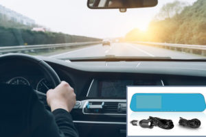 HD Cam Mirror огледало за кола с камера, как да го използвате, как работи