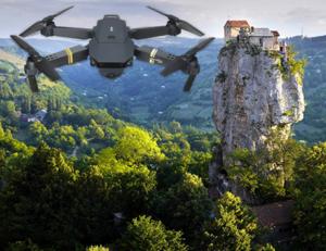 Drone Xpro mini drone cu aparat foto, cum să o folosești, cum functioneazã