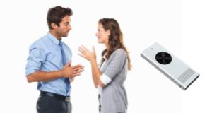 Mauma Ence Translator stemvertaler apparaat, hoe het te gebruiken, hoe werkt het