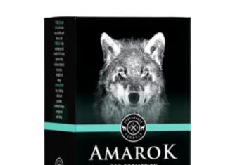 Amarok - aktuálnych užívateľských recenzií 2020 - prísady, ako ju vziať, ako to funguje, názory, forum, cena, kde kúpiť, výrobca - Slovensko