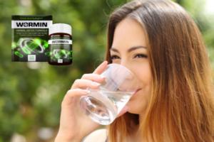 Wormin cápsulas, ingredientes, cómo tomarlo, como funciona, efectos secundarios