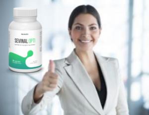 Sevinal Opti cápsulas, ingredientes, cómo tomarlo, como funciona, efectos secundarios