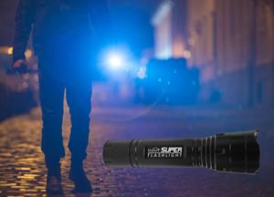 Starlyf Super Flashlight linterna táctica, cómo usarlo, como funciona