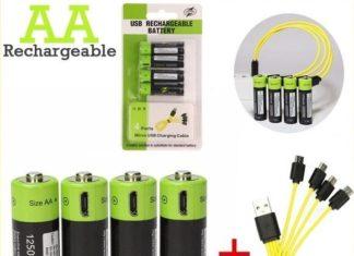 USB Battery baterie reîncărcabilă USB - recenzii curente ale utilizatorilor din 2020 - cum să o folosești, cum functioneazã, opinii, forum, preț, de unde să cumperi, comanda - România