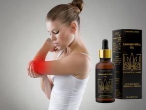 Cannabisvital gotas, ingredientes, cómo tomarlo, como funciona, efectos secundarios