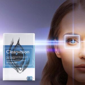 CleanVision capsules, ingrediënten, hoe het te nemen, hoe werkt het, bijwerkingen