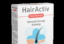 HairActiv capsule pentru cresterea parului - pareri, prospect, preț, farmacii, contraindicații, forum