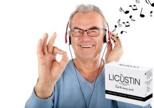 Licustin audífono, cómo usarlo, como funciona, efectos secundarios