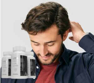 Vitahair Man kapsuly, prísady, ako ju vziať, ako to funguje, vedľajšie účinky