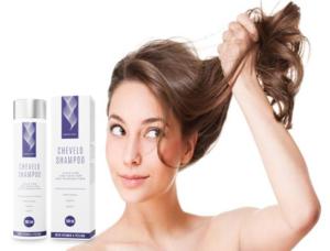 Chevelo Shampoo gotas, ingredientes, cómo usarlo, como funciona, efectos secundarios