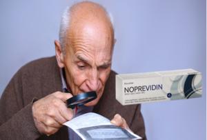 Noprevidin niet-chirurgische lens, hoe het te gebruiken, hoe werkt het